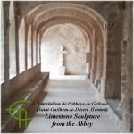 Limestone Sculpture from the Abbey Saint-Guilhem-le-Désert Compositional Analysis