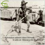 L'exploitation salinière dans l'Hérault: le salin de Villeneuve-lès-Maguelone