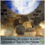 Le monnayage des évêques de Lodève (Hérault) au nom de saint Fulcran
