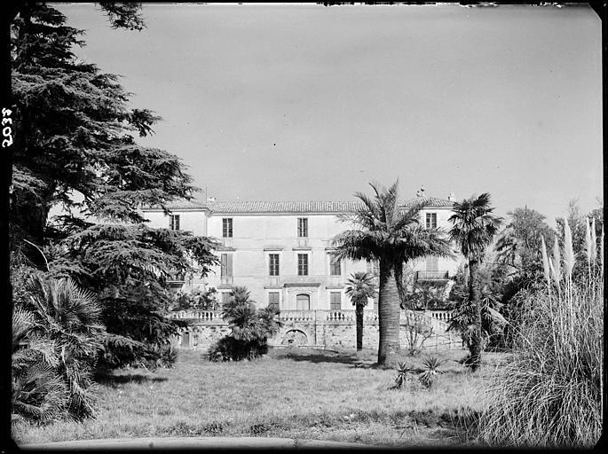 Château de Flaugergues Près de Montpellier