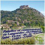 Familles et communauté en Languedoc rhodanien Saint-Victor-de-la-Coste (1661-1799)
