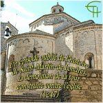 Un épisode oublié de l'histoire de Saint-Martin-de Londres, la démolition de la tour construite contre l'église