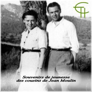 Souvenirs de jeunesse des cousins de Jean Moulin