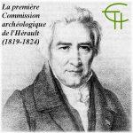La première Commission archéologique de l'Hérault (1819-1824)