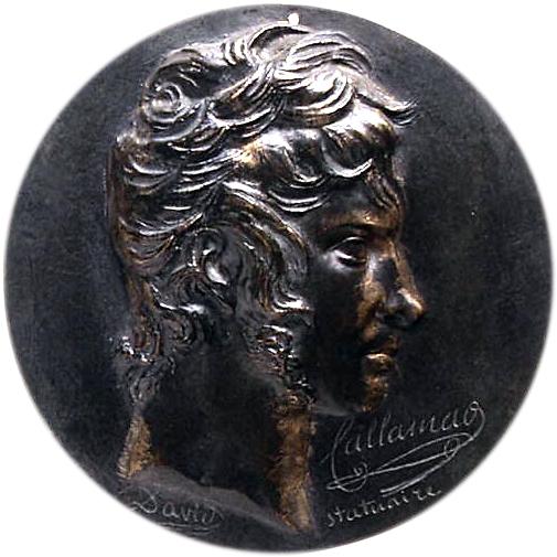 Callamard, par David d'Angers.