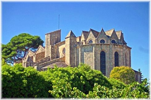 Monastères féminin du diocèse de Maguelone, le Vignogoul à Pignan (Hérault)