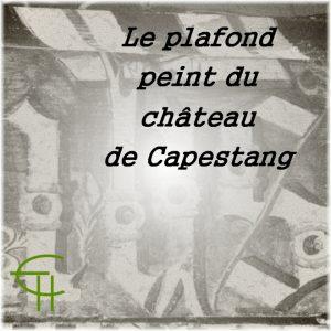 2002-2003-04-le-plafond-peint-du-chateau-de-capestang