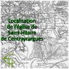 Localisation de l'église de Saint-Hilaire-de-Centrayrargues