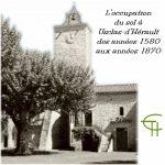 L'occupation du sol à Usclas-d'Hérault des années 1580 aux années 1870