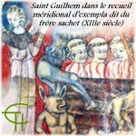 Saint Guilhem dans le recueil méridional d'exempla dit du frère sachet (XIII<sup>e</sup> siècle)