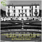 Le fonds d'archives du château de Flaugergues (1254-2003) un parcours familial de l'Histoire de France