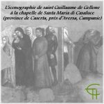 L'iconographie de saint Guillaume de Gellone à la chapelle de Santa Maria di Casaluce