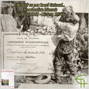 2009-13-l-herault-vu-par-raoul-guiraud-un-naturaliste-biterrois-cerbere-1888-beziers-1976