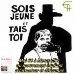 Mai 68 à Montpellier: un mouvement étudiant réformateur et déterminé