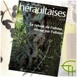 Revue Etudes Héraultaises <br/>2009 Hors-série Le retour de l'olivier