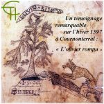 Un témoignage remarquable sur l'hiver 1597 : Cournonterral « L'olivier rompu »