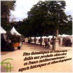 Fêtes thématiques et concours dédiés aux produits oléicoles en France méditerranéenne