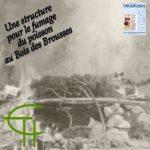 Une structure pour le fumage du poisson au Bois des Brousses
