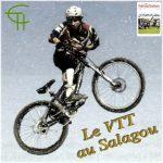 Le VTT au Salagou