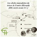 Les oboles massaliètes du trésor de Fontès (Hérault)