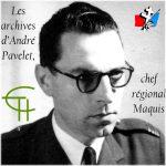 De nouvelles sources pour l'Histoire de la Résistance en Languedoc-Roussillon <br/>les archives d'André Pavelet, chef régional Maquis
