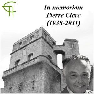 In memoriam, Pierre Clerc (1938-2011)