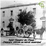 Saint-Nazaire-de-Pézan : l'histoire viticole au miroir municipal