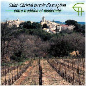 Saint-Christol terroir d'exception entre tradition et modernité