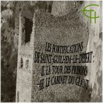 Les fortifications de Saint-Guilhem-le-Désert – II. La Tour des Prisons – III. Le « Cabinet du Géant »