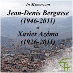 <i>In memoriam</i> : Jean-Denis Bergasse (1946-2011) et Xavier Azéma (1926-2011)