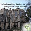 Saint-Saturnin de Tourbes, une église gothique des Temps modernes ?