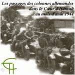 Les passages des colonnes allemandes dans le Cœur d'Hérault au mois d'août 1944