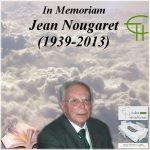 In Memoriam – Jean Nougaret (1939-2013)