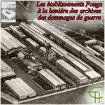 Les établissements Fouga à la lumière des archives des dommages de guerre