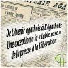 De L'Avenir agathois à L'Agathois : Une exception à la «table rase» de la presse à la Libération