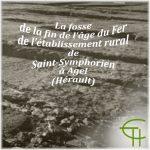 La fosse de la fin de l'âge du Fer de l'établissement rural de Saint-Symphorien à Agel (Hérault)