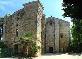 Cathédrale de Maguelone (Public domaine)