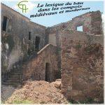 Le lexique du bâti dans les compoix médiévaux et modernes