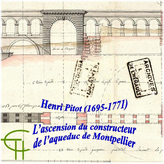Etudes h raultaises henri pitot 1695 1771 l ascension - Piscine montpellier pitot ...