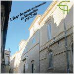 L'école des Ponts et Chaussées de Montpellier 1787-1790