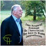 Hommage de l'Association des Amis du Musée Languedocien