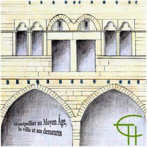 Montpellier au Moyen Âge : La ville et ses demeures