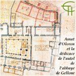 Amat d'Oloron et la dédicace de l'autel de l'abbaye de Gellone (dimanche 13 août 1077)