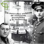 De nouvelles archives de résistants accessibles à la recherche