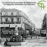 Les structures du ministère de l'Information en Languedoc-Roussillon à la Libération <br/>La direction régionale de Montpellier (1944–1947)