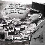 Saint-Pons, 12 novembre 1942 Une journée particulière dans la vie du soldat de Lattre