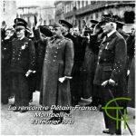 La rencontre Pétain – Franco ; Montpellier, 13 février 1941