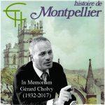 <i>In Memoriam</i> Gérard Cholvy (1932-2017)