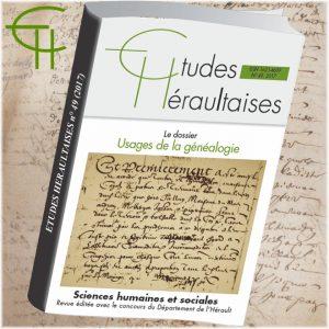 Image de présentation de la publication Etudes Héraultaises n° 49