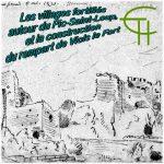 Les villages fortifiés autour du Pic-Saint-Loup, et la construction du rempart de Viols le Fort
